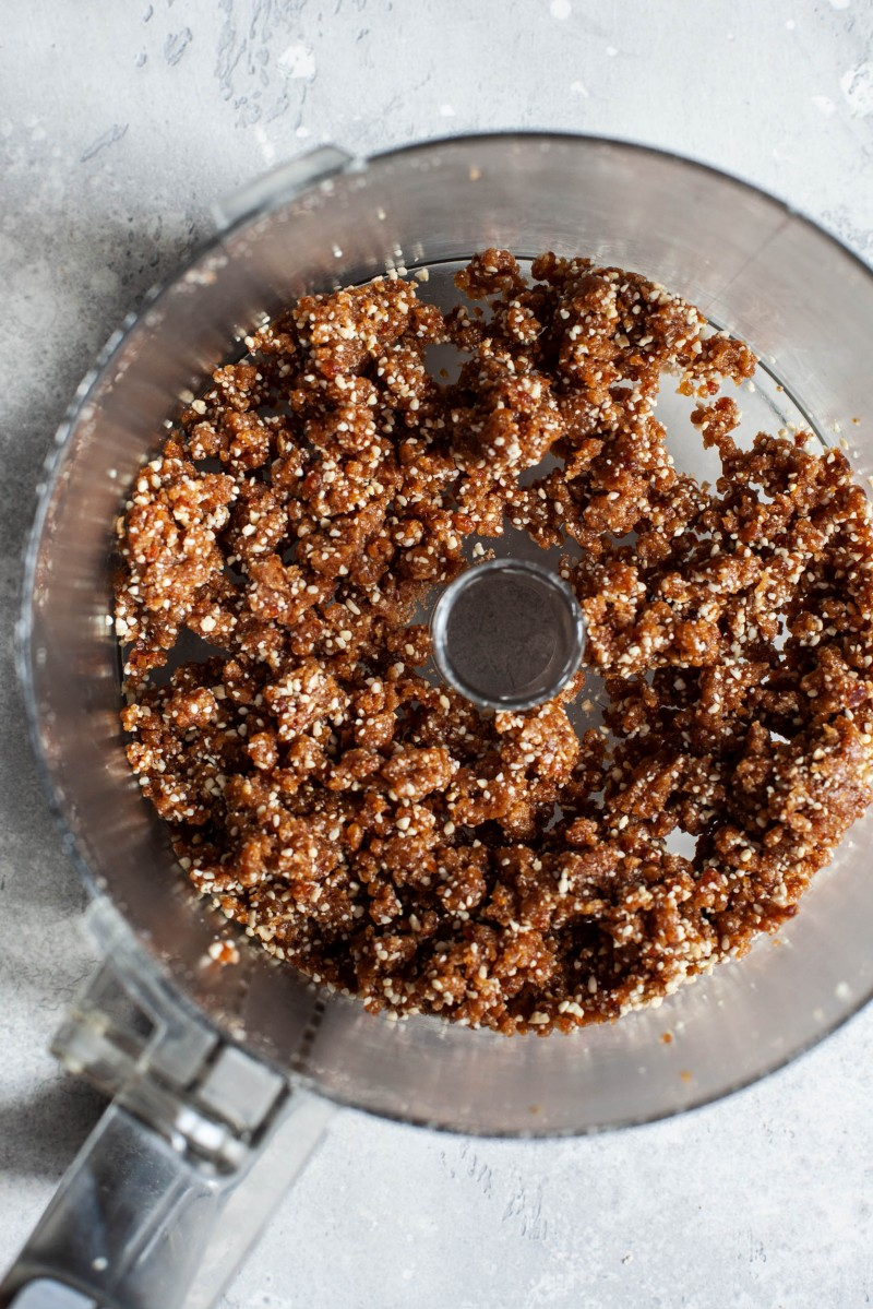 Chai Spice Energy Balls | The Full Helping